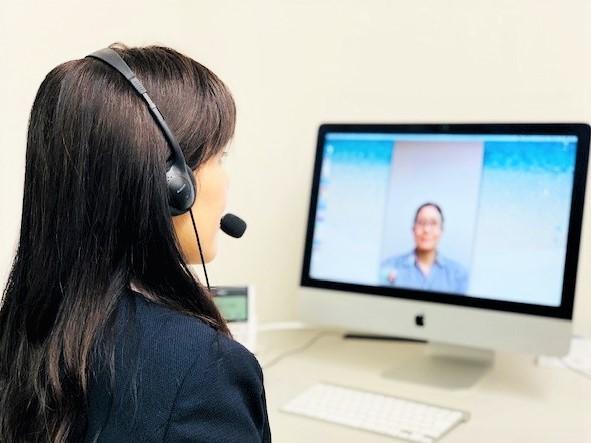 *来社不要*ご自宅で可能なWEB・電話面談実施中です!