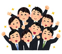 就業先はソフトウェア開発企業サマ*20~30代が活躍している明るい職場が自慢です!